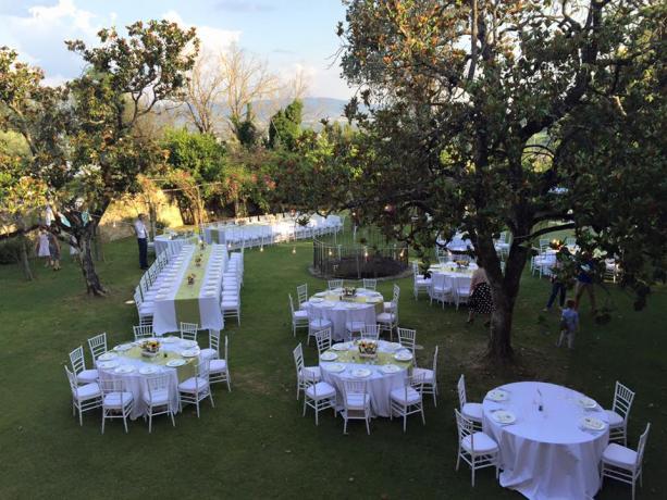 Villa per matrimonio eventi privati con catering Perugia