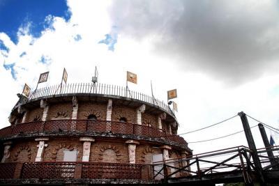 Torre di Darwin e il Rettilario