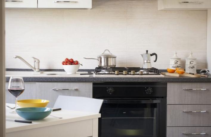 Appartamento-vacanze 2persone con cucina mare San-Vito-lo-Capo