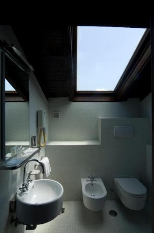 Bagno suite Superior