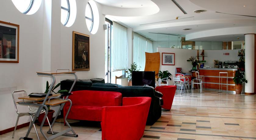 Ricevimento dell'Hotel Benessere Bracciano