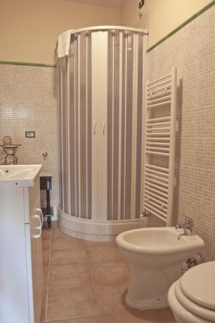 B&B romantico Gaeta con bagno privato