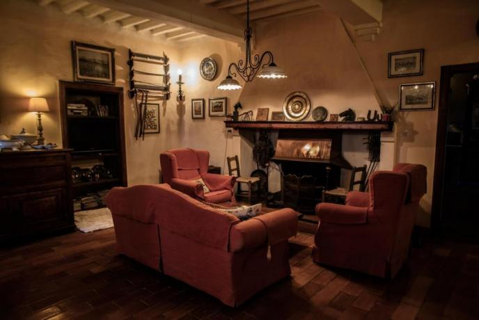 Casa vacanze vicino ad Arezzo