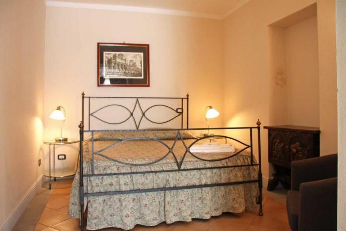 Camera Matrimoniale casa vacanza Umbria