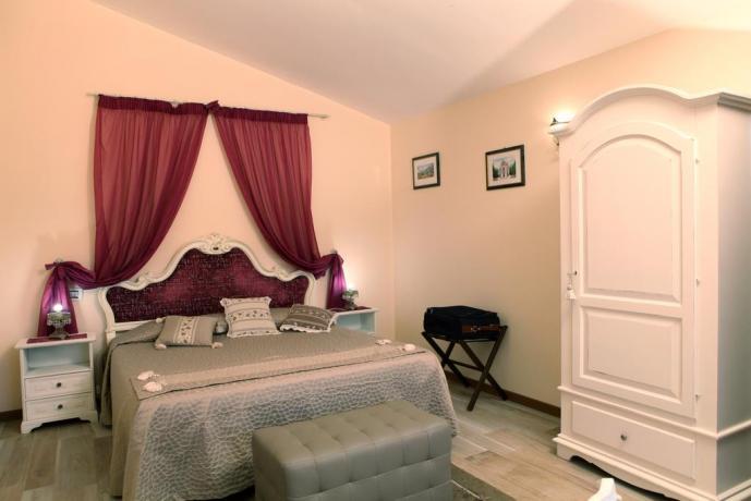 Camera Matrimoniale con vista su Assisi