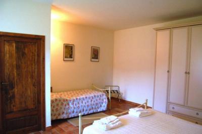 Camera Tripla appartamento Rimancini