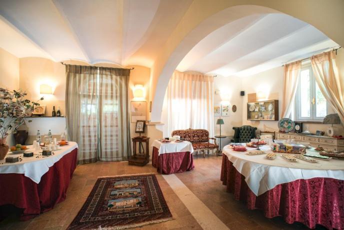 Ristorante a Buffet in Assisi