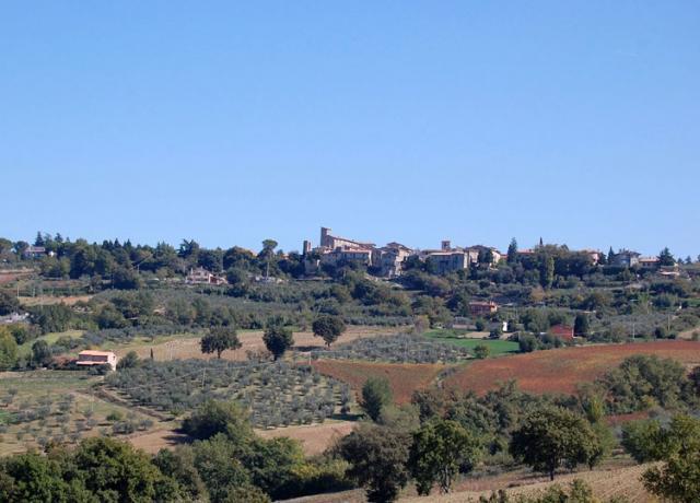 Vista panoramica di San Terenziano