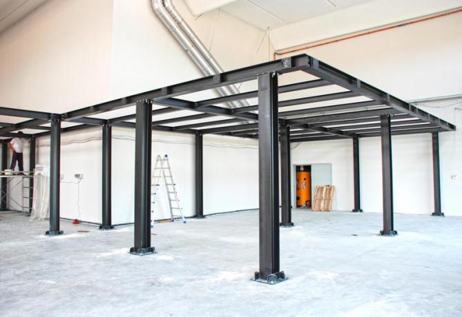 strutture prefabbricate progettazione e realizzazione