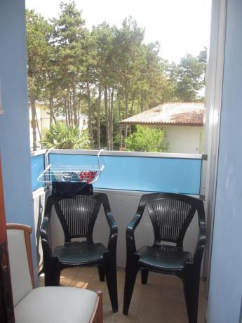 Camera con Terrazzo in albergo a Bibione