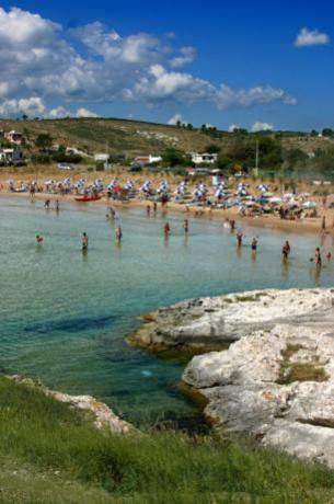 Villaggio con Piscina e Spiaggia sul Gargano