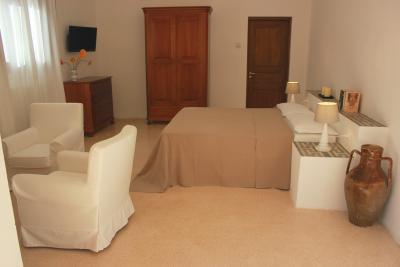 Ampia camera in Suite del Corbezzolo