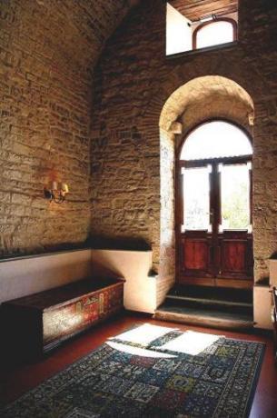Albergo**** a Gubbio con salotto settecentesco