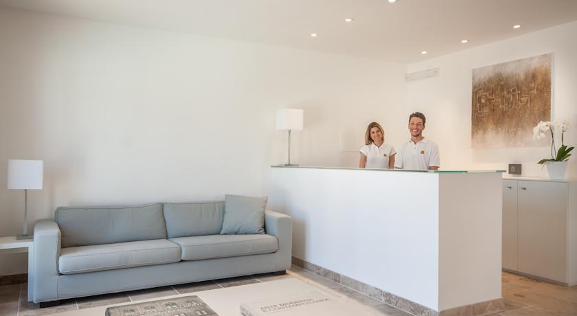 Reception Design Hotel & Spa 4 stelle Firenze
