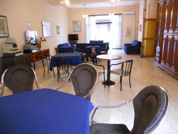 sala Tv Hotel in Abruzzo