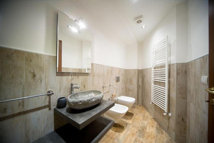 Appartamento-vacanze moderno Bardonecchia vicino impianti risalita Fregiusia