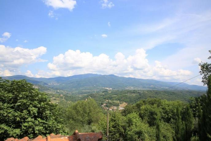 La Vista delle Meravigliose Colline del Chianti