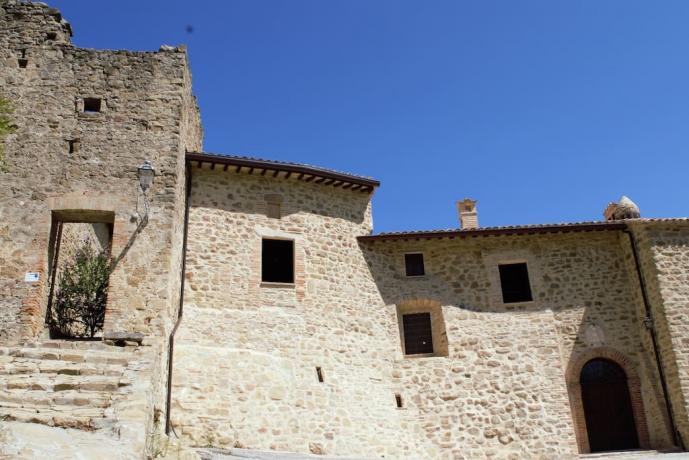 Dependance borgo Gualdo Cattaneo