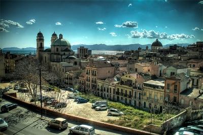 Hotel in the center of cagliari