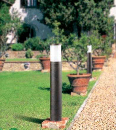 Led da esterno per illuminazione giardino, produzione pali a led per ...
