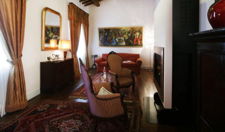 Suite per due in Dimora Padronale, Orvieto