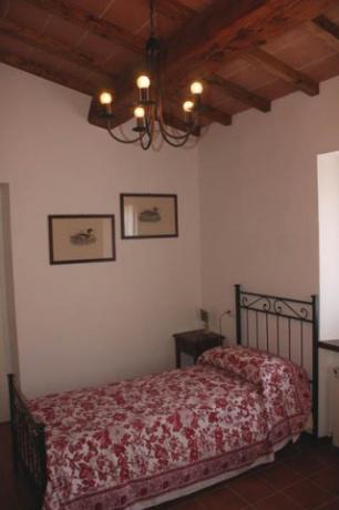 Camera doppia dell'Appartamento al primo piano