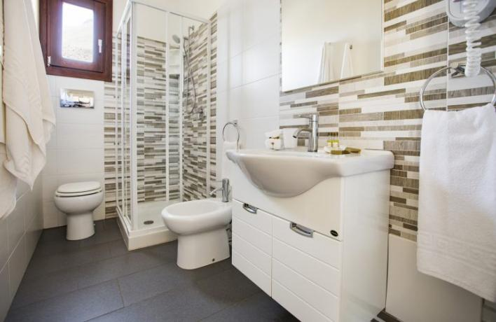 Appartamento-vacanze con phon e asciugamani San-Vito-lo-Capo