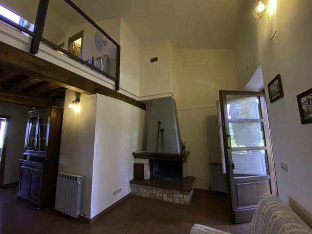 IlPadrone- Ampio Soggiorno appartamenti agriturismo in Umbria