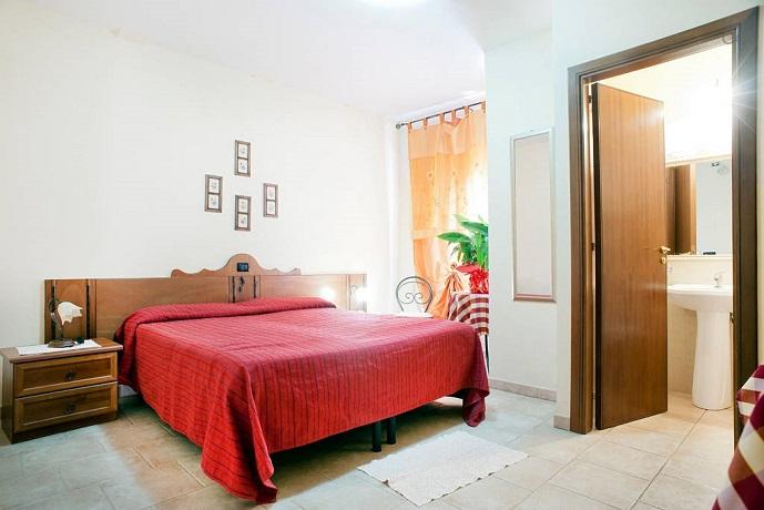 Camere con telefono e aria condizionata Hotel Pisa