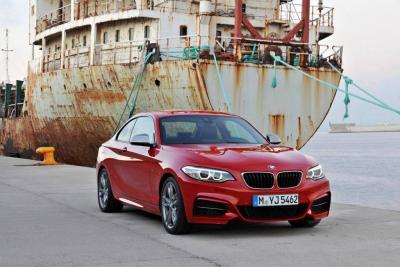Noleggio BMW SERIES 2 220d (Diesel)
