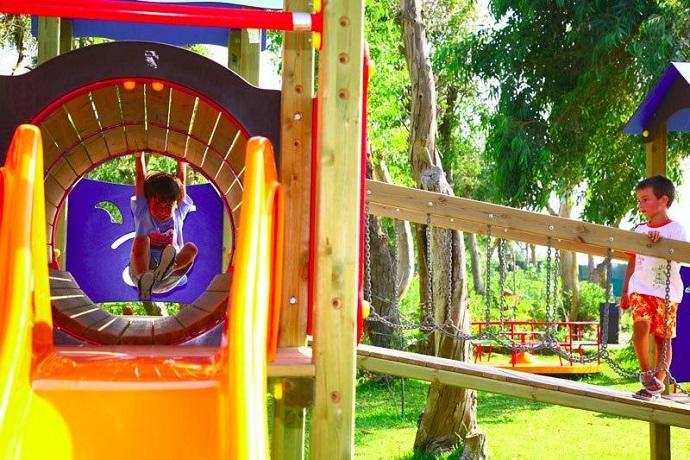 Relax per adulti e Giochi per bambini