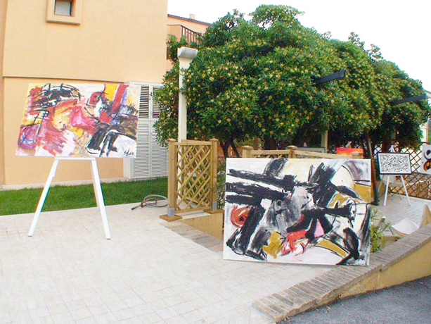 Mostra di Artisti Locali a Numana