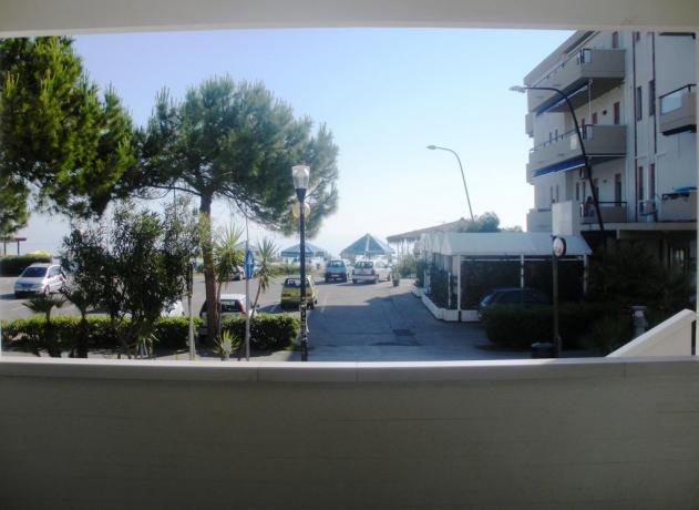 Appartamenti fronte mare a Silvi Marina