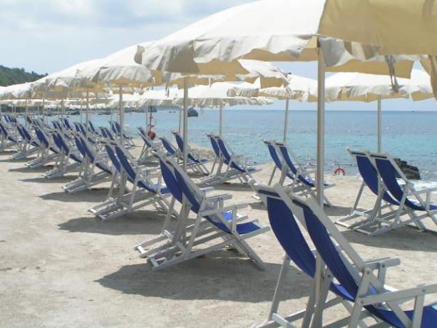 Villaggio con Animazione sulla Spiaggia a Parghelia