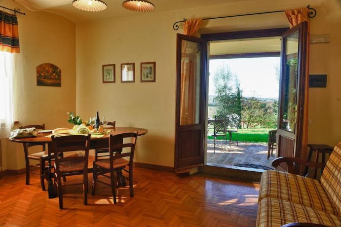 Appartamento Il Pino a Castiglione del Lago