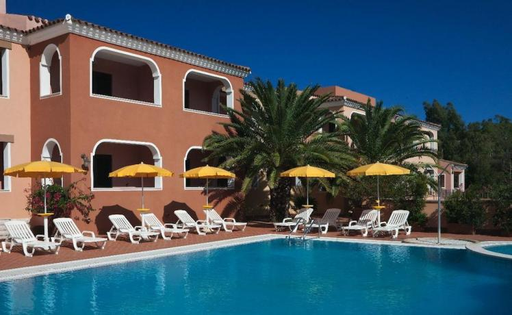 Cala liberotto residence 3 stelle con appartamenti - Residence con piscina sardegna ...