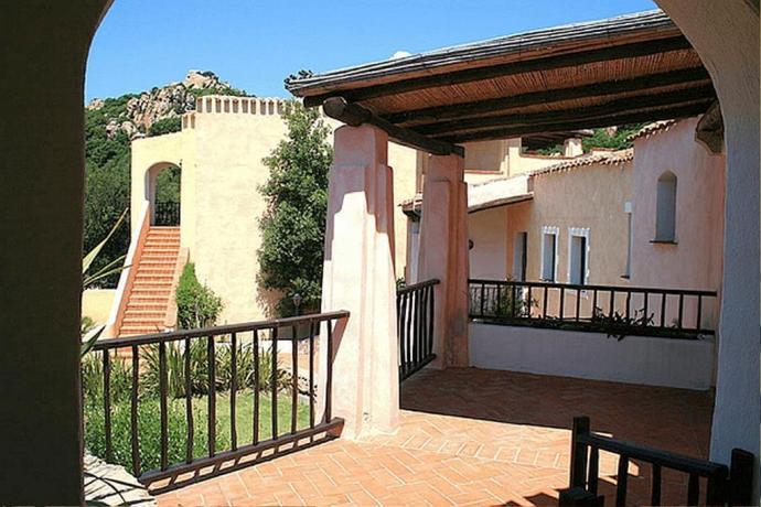 Residence**** con appartamenti ad Arzachena