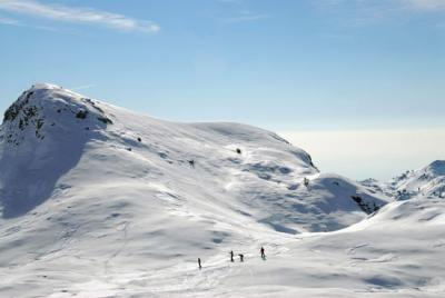 Stay near the snowy skislopes in Piancavallo