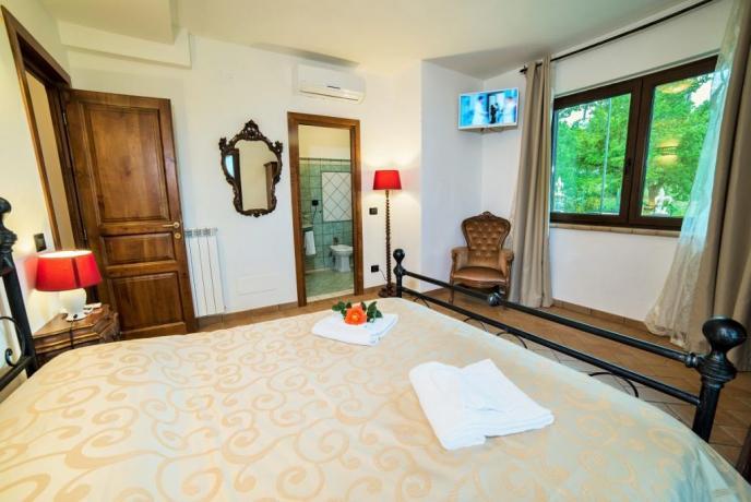 Appartamento Rosso camera Matrimoniale
