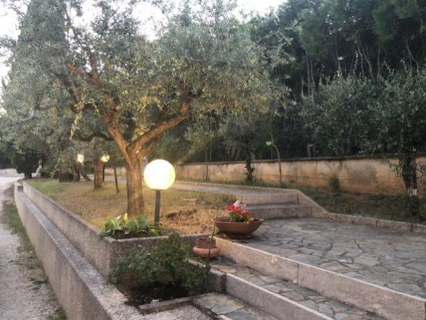 Villa a Perugia completamente recintata