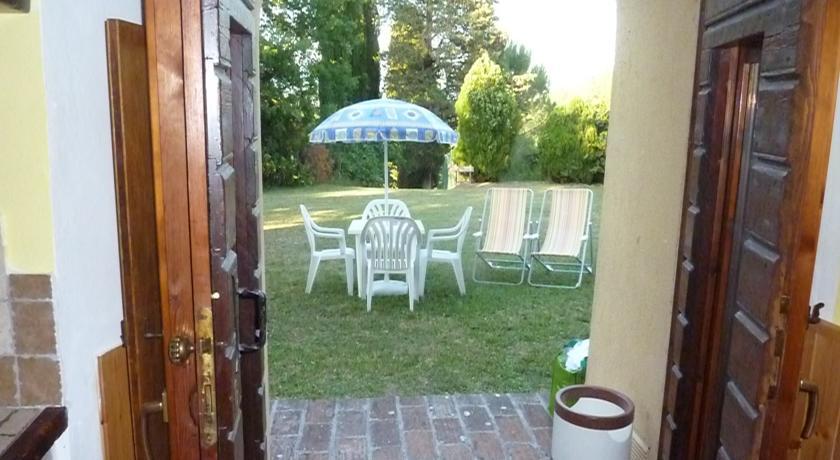 Appartamenti piano terra con giardino vicino Gubbio