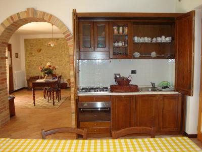 Cucina ad uso degli ospiti