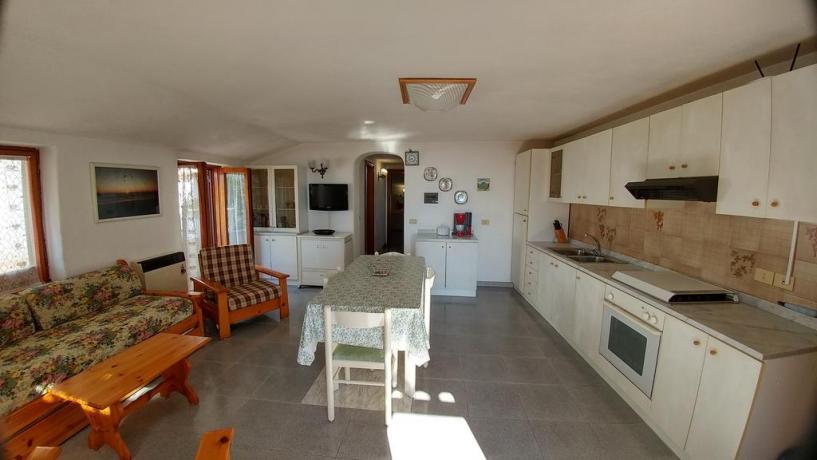 Appartamento con cucina casa vacanze a Barano d'Ischia