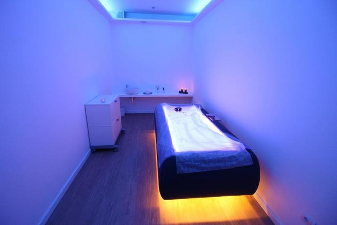 Trattamenti benessere e cure corpo SPA hotel4stelle Manfredonia