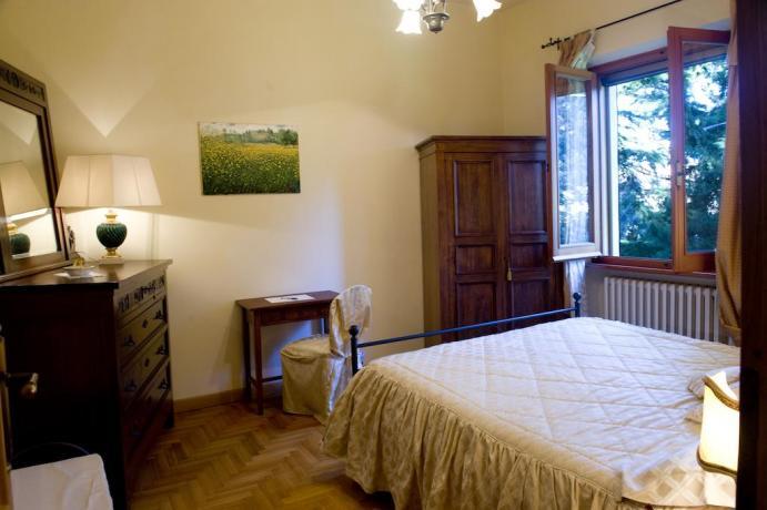 Camera Appartamento Il Limone in Umbria