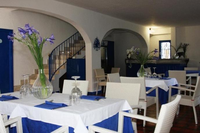 Ristorante presso nostro Hotel*** a Terracina