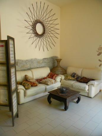Sala Relax per momenti di piacere