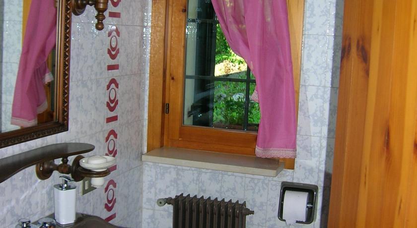 bagno casa vacanze colli Berici