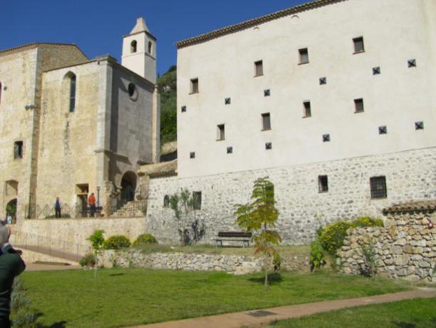 Hotel vicino abbazia di San Magno