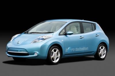 Noleggio auto elettrica Nissan Leaf Visia Buy/buy